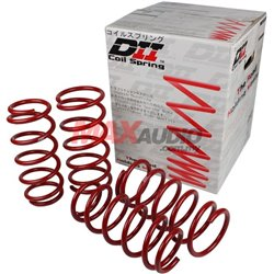 MOST HONDA NISSAN PERODUA PROTON TOYOTA DII Lowered Coil Sport Springs (4pcs/Set)