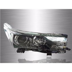 TOYOTA COROLLA ALTIS E170 2013 - 2019 LED DRL Projector Head Lamp (Pair) [HL-218]