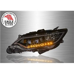 TOYOTA CAMRY XV50 2011 - 2019 EAGLE EYES LED DRL Projector Head Lamp (Pair) [HL-240-LD]