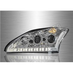 TOYOTA HARRIER XU30 2003 – 2013 Cool Look Projector Head Lamp (Pair) [HL-184-1]