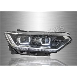 VOLKSWAGEN PASSAT B8 2015 – 2019 (V2) Projector LED Sequential Signal Head Lamp (Pair) [HL-224-V2]