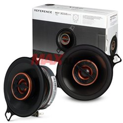 "[RARE] KIA OPTIMA K5 2011 - 2019 INFINITY REFERENCE REF3032CFX 3.5"" (87mm) 75W Coaxial Car Audio Speaker Set (Pair)"