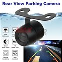 HD 170 Wide Angle Waterproof Night Vision Rear View Reverse Car Vehicle Camera (Butterfly)