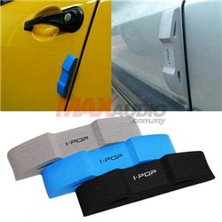 CAREX I-POP Double Cushion Door Edge Bumper Impact Scratch Protector Guard Sponge (Set/4pcs)