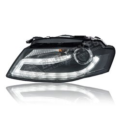 AUDI A4 B8 2008 - 2014 LED DRL Daytime Running Light Projector Head Lamp [HL-180]