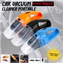 Universal 12v High Power Super Clean Hand Held Portable In-Car Vacuum Cleaner