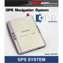 NAVI-BOX GPS-668 External Add On GPS Navigation for Double Din/ Single Din Head Unit with LICENSE MAPKING & GARMIN Mapping