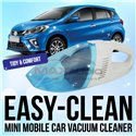 EASY-CLEAN 12V High Power Mini In Car Mobile Car Vacuum Cleaner for Tidy & Comfort Ride (Dry Use Only)