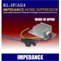 SANYO TYPE-B Noise Surpressor For Head Unit/ Amplifier Made In Japan [RL-IP/AE4]