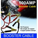 SUPER HIGH VOLTAGE 500 AMP Batery Booster Cable