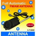 NIPPON POWER Full Automatic Rotom Motorized FM/ AM Radio Antenna [LP8000]