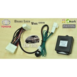 TOYOTA VIOS 2013/ ALTIS 2014 - 2015 Foot Brake Lock Made in Taiwan [AM700]