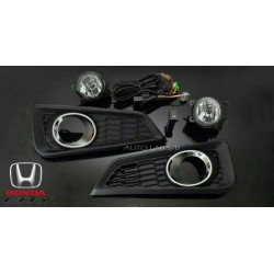 HONDA CITY 2014 Plug & Play Fog Lamp Spot Light with Cover (AL)
