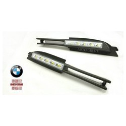BMW E46 3-Series Face Lift 2002 - 2005 OEM 6W LED DRL Day Time Running Light Made in Taiwan