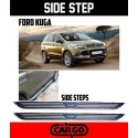 FORD KUGA 2008 - 2015: HC-CARGO Stainless Steel Alloy Side Step (SX)