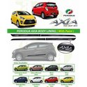 PERODUA AXIA OEM Side Moulding Body Lining with Paint