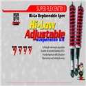 (Most Cars) IMPROVE I.M.P SUPER FLEX ENTRY I Comfort & Stable Hi-Low Coilovers Adjustable Absorber Made in Australia