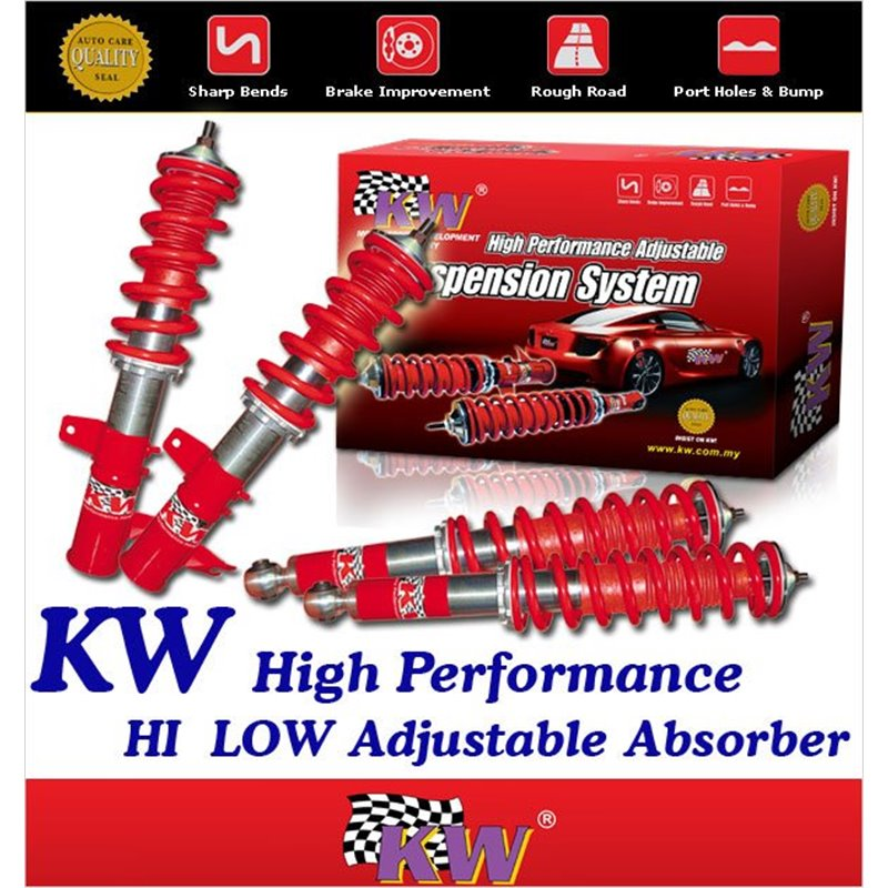 Buy (Most Cars) KW GERMANY Comfort Sport Hi-Low Coilovers ...