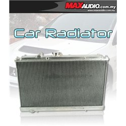 PERODUA MYVI/ ALZA:  FORGED Light Weight Aluminium Racing Radiator