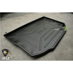PROTON IRIZ: ORIGINAL ABS Rubber Anti Non Slip Rear Trunk Boot Cargo Tray Made in Malaysia (AL)