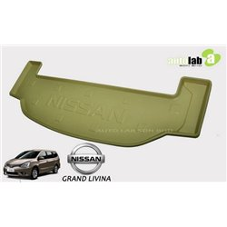 NISSAN GRAND LIVINA 2013 - 2015 ORIGINAL ABS Rubber Anti Non Slip Rear Trunk Boot Cargo Tray Made in Japan (AL)