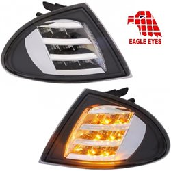 BMW E-46 4 Doors 1998 - 2001 3-Series: EAGLE EYES LED Signal Corner Lamp [CL-003-BMW]