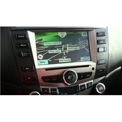 "HONDA ACCORD 2.0 2003 - 2007 8"" Full HD Double Din GPS DVD DIVX VCD MP3 CD USB SD Bluetooth TV Player Free Camera & TV Antenna"