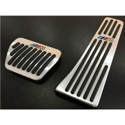 ALL BMW M-Sport T7 Aluminum Billet Auto Racing Pedal Kit (No Drilling, Plug and Play)