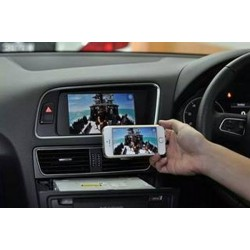 AUDIOLAB Double Din Monitor Wireless Mirror Link All IPHONE & ANDROID
