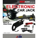 JLINK 12V DC Electronic Car Jack (3 Tons) & Wheel Nut Gun to Change Tires