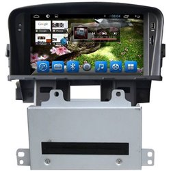 "CHERVOLET CRUZE DLAA 7"" Double Din GPS DVD DIVX VCD MP3 CD USB SD Bluetooth TV Player Free Camera & TV Antenna"