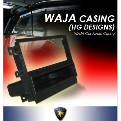 PROTON WAJA Single Din/ 1 Din Dashboard Panel/ Head Unit Casing