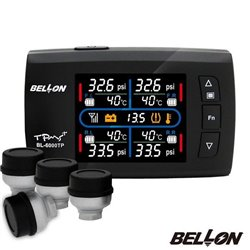 BELLON BL-6000TP External TPMS Tire Pressure Monitoring System Made in Taiwan