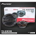 "PIONEER TS-A1074S 4"" 2-Way 200W Coaxial Speaker for PERODUA MYVI, MERCEDES BENZ, PROTON SAGA2, WIRA"