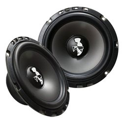 "MOHAWK MOD-6 DIAMOND Series 6.5"" Mid Bass Speaker (Mega Bass)"