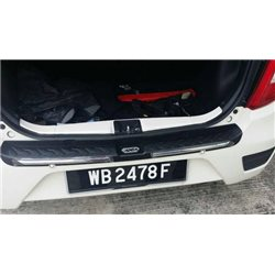 PERODUA AXIA Chrome ABS Rear Guards Car Bumper Trunk Protector Foot Plate [RS-6009]