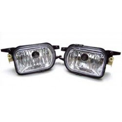 MERCEDES BENZ W203 C-Class 2000 - 2007 EAGLE EYES Crystal Fog Lamp  [FL-001-BENZ]