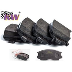 MOST CARS ORIGINAL KW GERMANY G1 400ºC Motorsport Racing Brake Pads