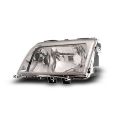 MERCEDES BENZ W202 C-Class 1994 - 1999 EAGLE EYES Crystal Head Lamp + Corner Lamp [HL-006-BENZ]