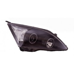 EAGLE EYES BLACK HOUSING CCFL Projector Head Lamp: HONDA CRV '07 - '12 [HL-091]