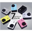 GO PRO Style SJCAM 7 Colors Full HD 1080P WIFI Action Camera Sports Cam DVR with Full Mounting Kit